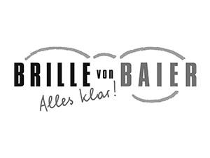 Logo: Brille von Baier
