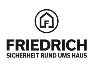 Logo: Friedrich, Sicherheit rund ums Haus