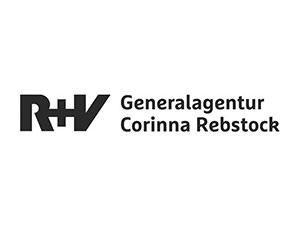 Logo: R+V Generalagentur Corinna Rebstock