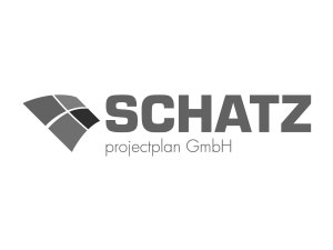 Logo: Schatz projektplan GmbH