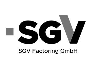 Logo: SGV Factoring GmbH