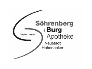 Logo: Söhrenberg + Burg Apotheke