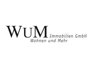 Logo: WUM Immobilien GmbH